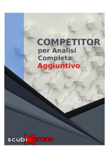 Competitor per analisi completa