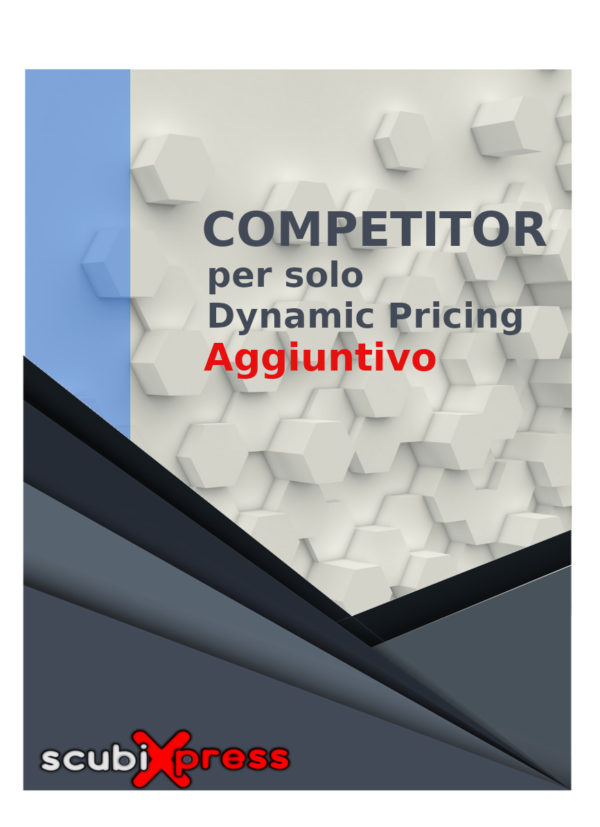 Competitor per solo dynamic pricing