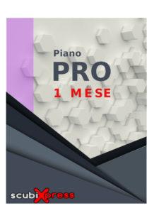Piano Pro 1 - mese