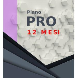 Piano Pro - 12 mesi